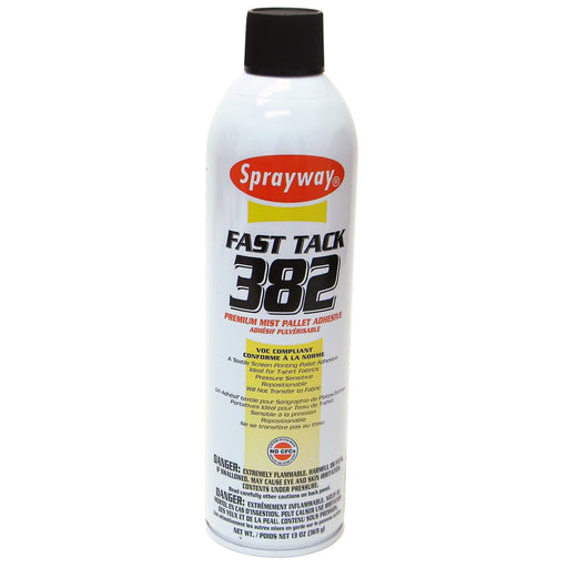 Sprayway Fast Tack 382 Mist Spray Pallet Adhesive