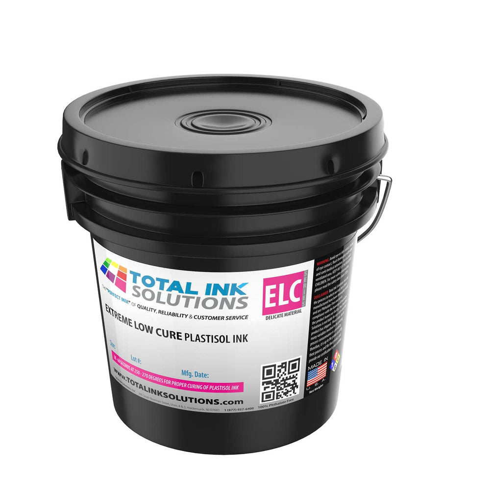 Extreme Low Cure Plastisol Ink Series - Gallon