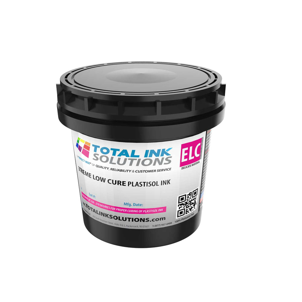 Extreme Low Cure Plastisol Ink Series - Quart