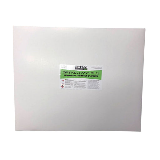 "OPTIMA CAPILLARY FILM - 12"" x 18"" - 10 Sheets"