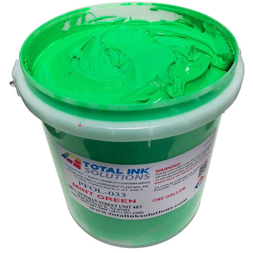 Waterbase Fluorescent - Mint Green