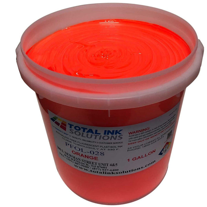 Waterbase Fluorescent - Orange