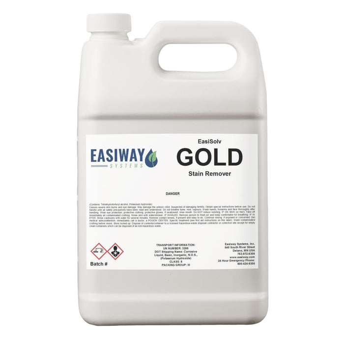 EasiSolv™ Gold Stain Remover