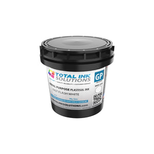 General Purpose Plastisol Ink - Fast Flash White - Pint