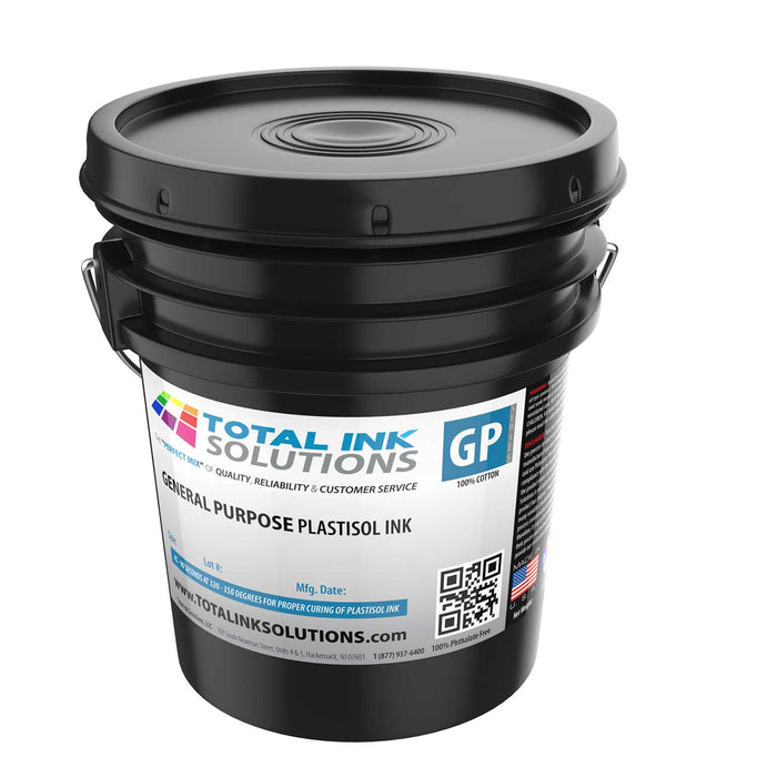 General Purpose Plastisol Ink - 5 Gallon