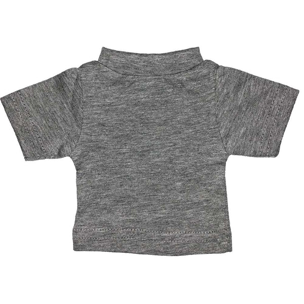 100% Cotton Mini Tshirts - Gray 102