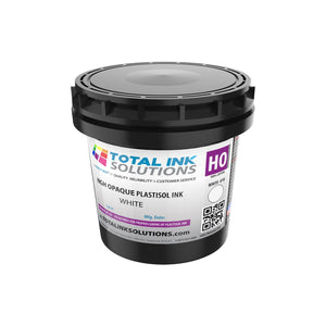 High Opaque Plastisol Ink - High Opaque White – Quart