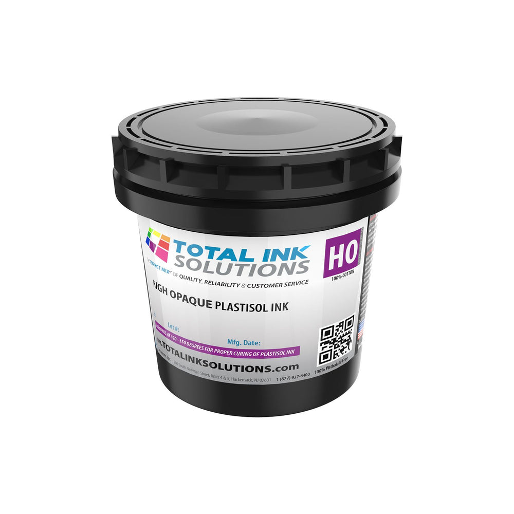 High Opaque Plastisol Ink – Quart