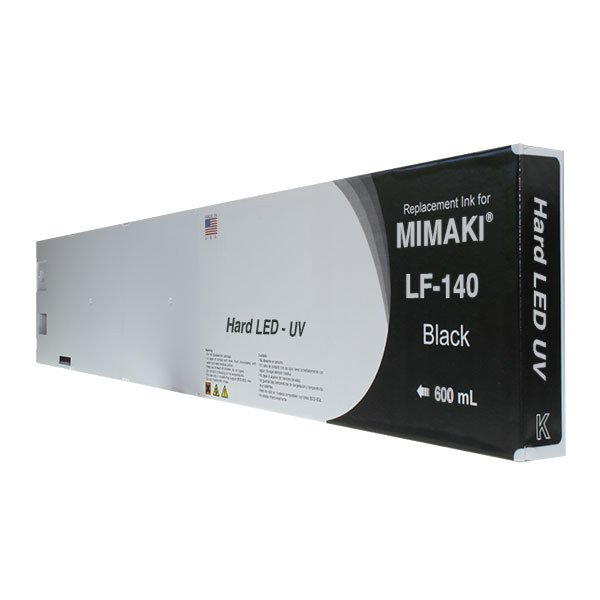 Mimaki SPC-0727BK Black Compatible Inkjet Cartridge