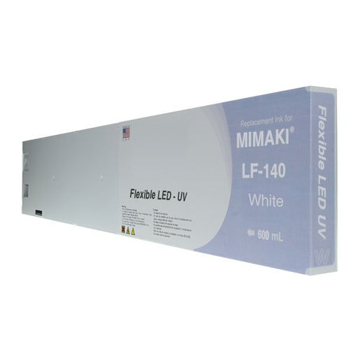 Mimaki SPC-0727W White Compatible Inkjet Cartridge