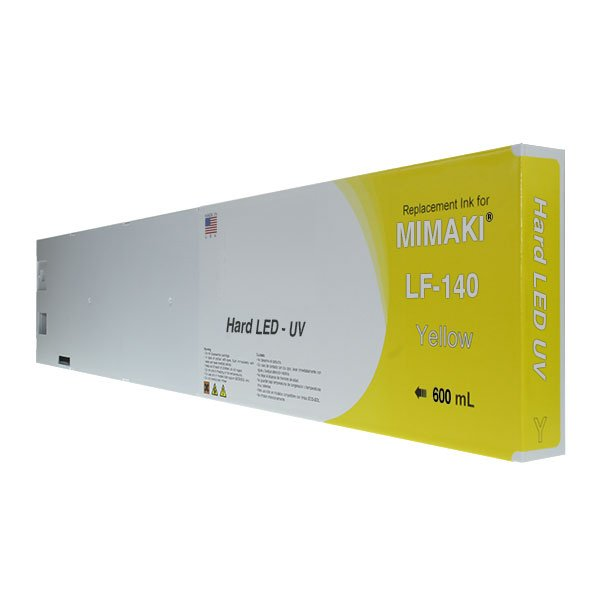 Mimaki SPC-0727Y Yellow Compatible Inkjet Cartridge