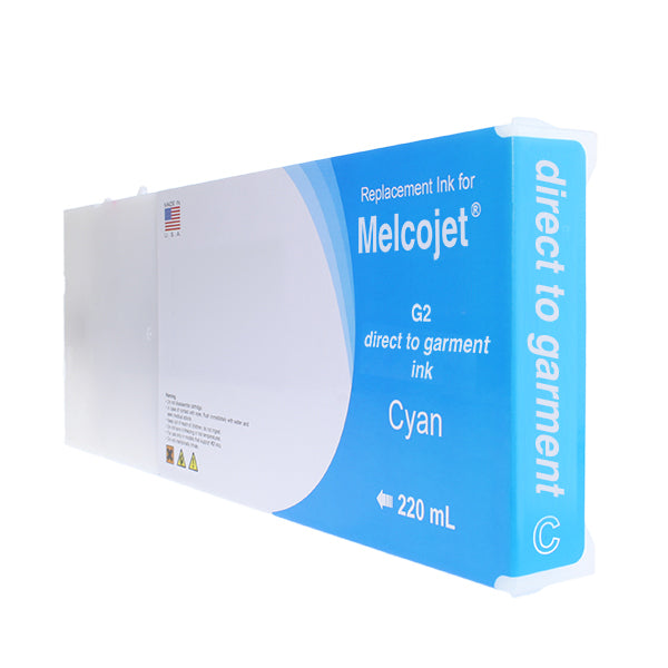 Melcojet GC-30C18 Cyan Compatible Inkjet Cartridge