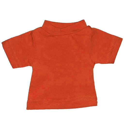 100% Cotton Mini Tshirts - Orange 107