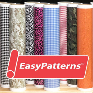 EasyPatterns™ Heat Transfer Vinyl 18""
