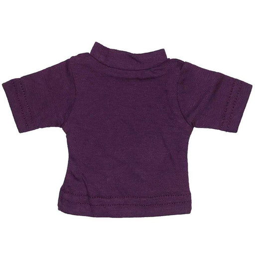 100% Cotton Mini Tshirts - Purple 106