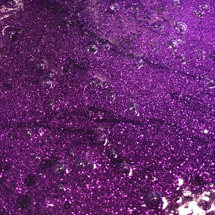 Purple Super Glitter Infused Ink