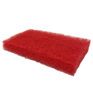 Biggee Scrub Pad - Red (Gentle)