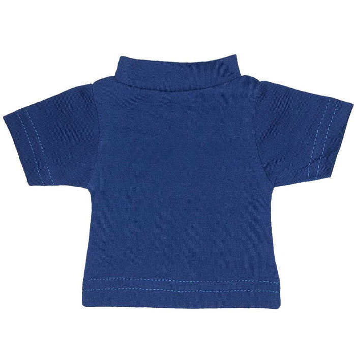 100% Cotton Mini Tshirts - Royal Blue 103