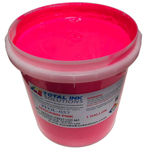 Plastisol Day Glow Fluorescent OL Series Ink - Shocking Pink