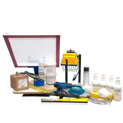 Ultimate Screen Printing Startup Kit