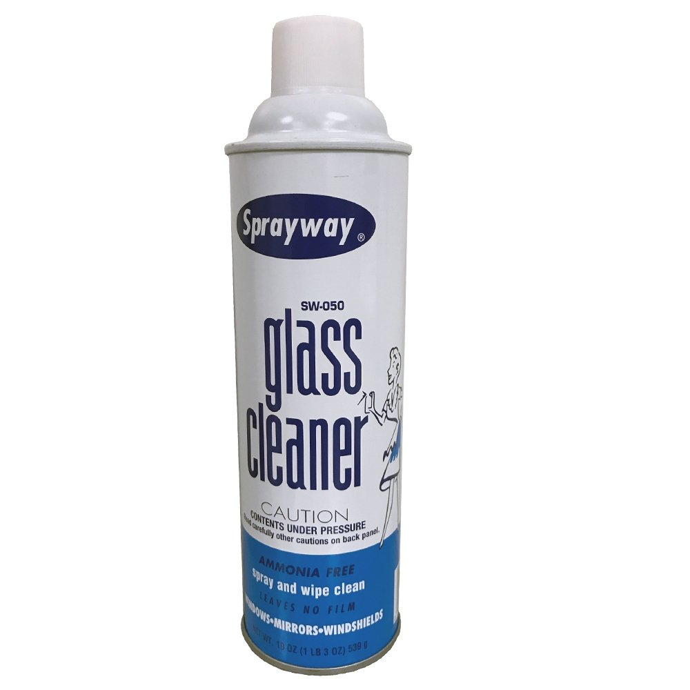 Sprayway 50 Glass Cleaner - 1 Can