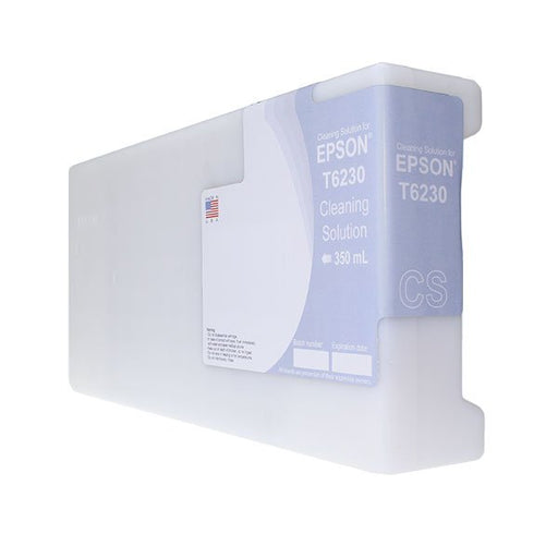 Cleaning Solution Cartridge for Epson UltraChrome GS 350 mL T6230