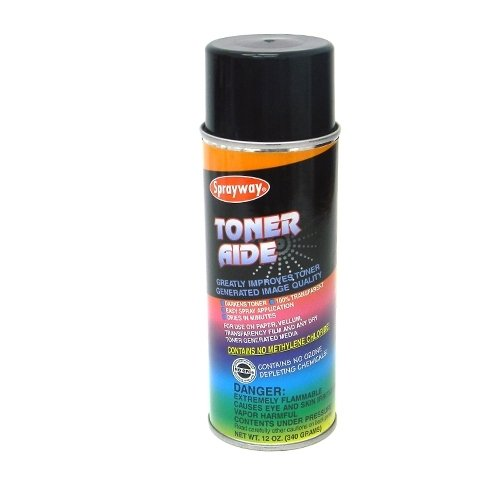 Sprayway Toner Aide - 1 Can