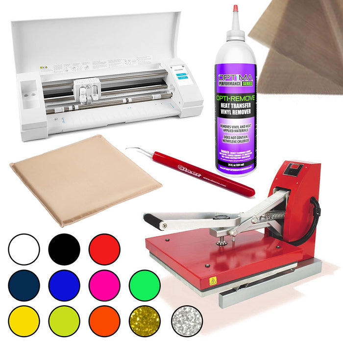 Heat Transfer Vinyl Start Up Business Kit