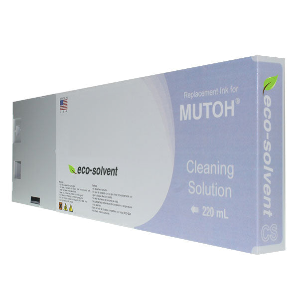 Cleaning Solution for Mutoh Eco-Solvent