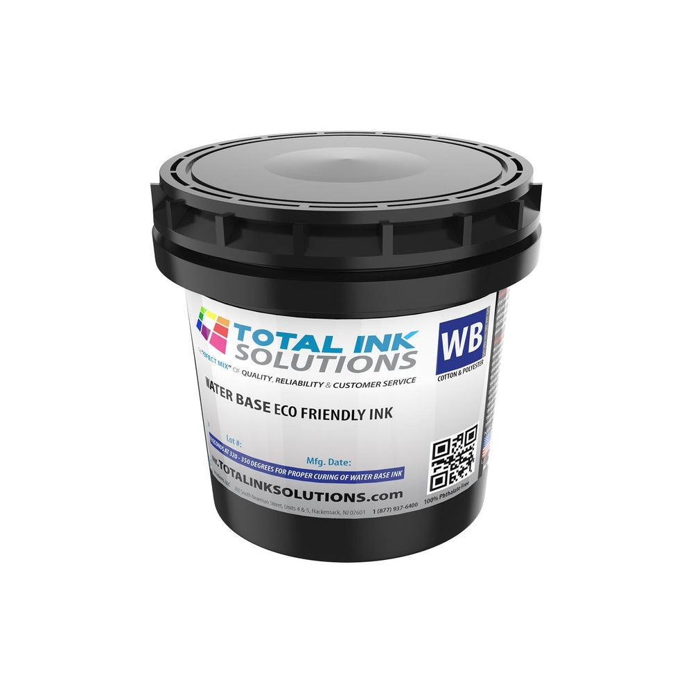 Waterbase Textile Ink - Quart