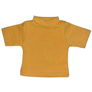 100% Cotton Mini Tshirts - Yellow 109