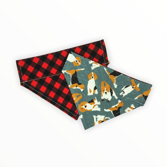 BFP Reversible Pet Bandana