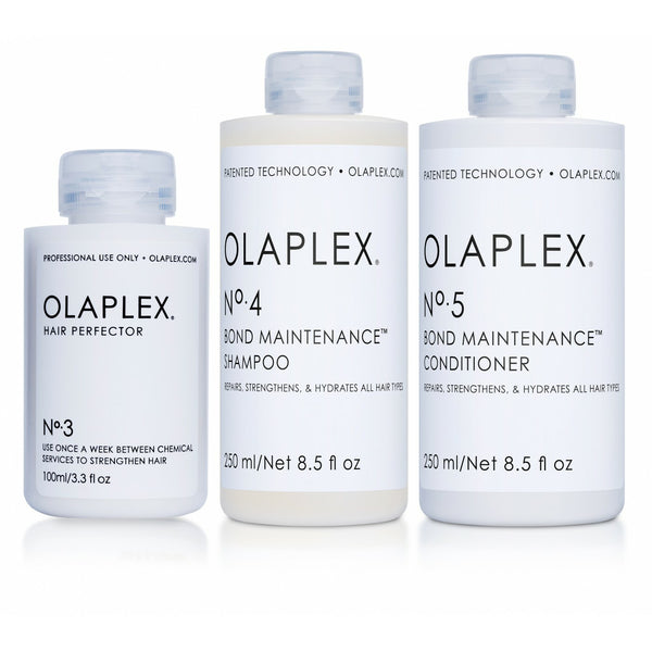 Olaplex Shampoo & Conditioner Bundle with No 3