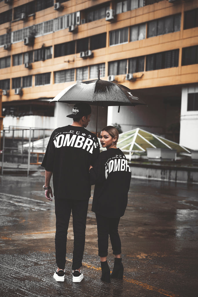 HOMBRE21 REBIRTH SERIES: BOX SHIRT