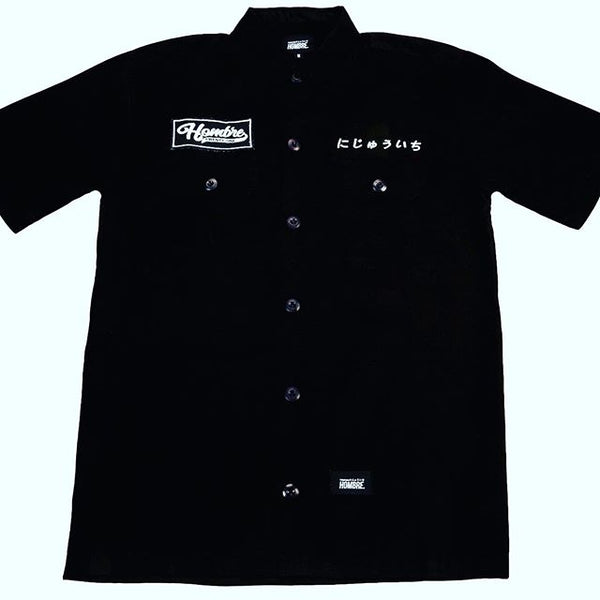 REBIRTH SERIES - DICKIES SHIRT