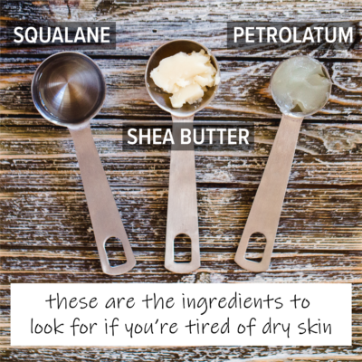 some occlusives ingredients