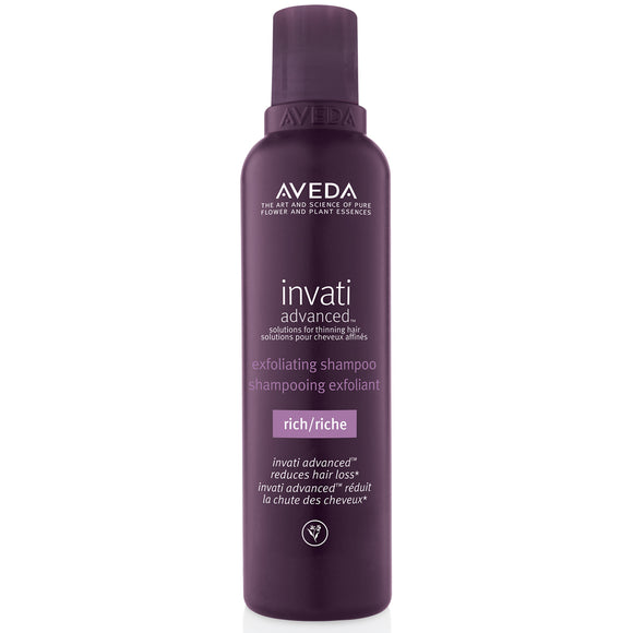 Invati Advanced™ Exfoliating Shampoo Rich 200ml