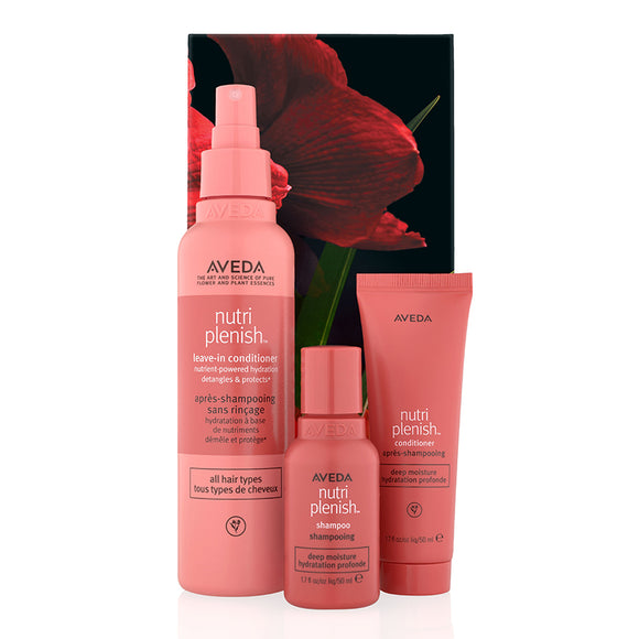 nutriplenish™ deep moisture hair trio