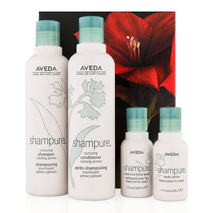 shampure ™ nurturing hair and body care