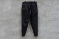 Blurhms High Count Twill Central Slit Pants Navy - OKURA