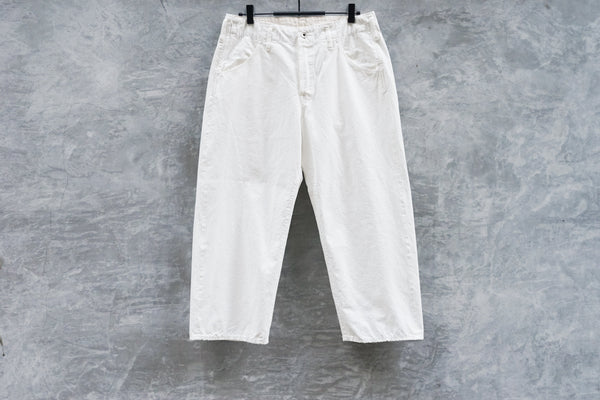 Bru Na Boinne White Peter Pants White - OKURA
