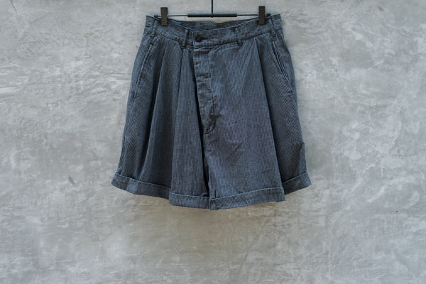 Outil Pantalon Conlie - Short Pants Jp Dark Grey - OKURA