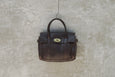 Mulberry Small Bayswater Tote Dark Brown