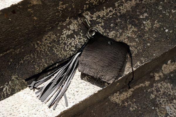 Leh Key Ring Black