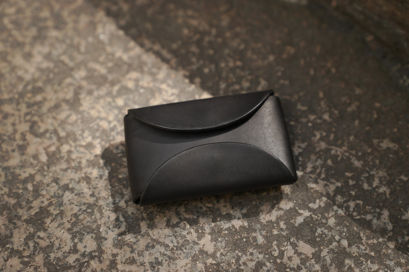 Irose Fold Key Wallet Black