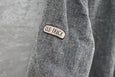 Porter Classic Hand Work Mole Denim Jacket Grey