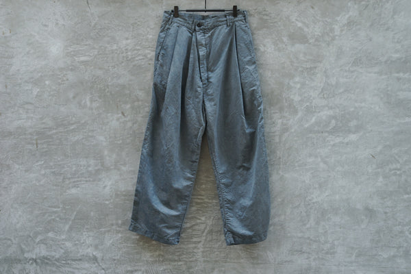 Outil Pantalon Cuers - Low Crotch Pt Jp Indigo - OKURA