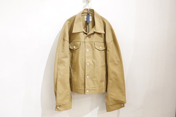 Shinya Kozuka Mechanic With Farah Beige