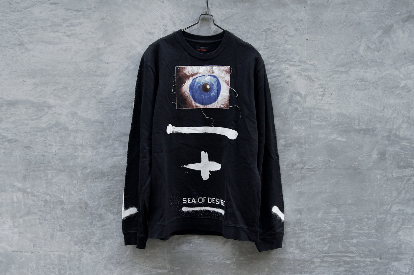 "Raf Simons Fall 2012 ""Sea Of Desire"" Crewneck Sweatshirt - OKURA"