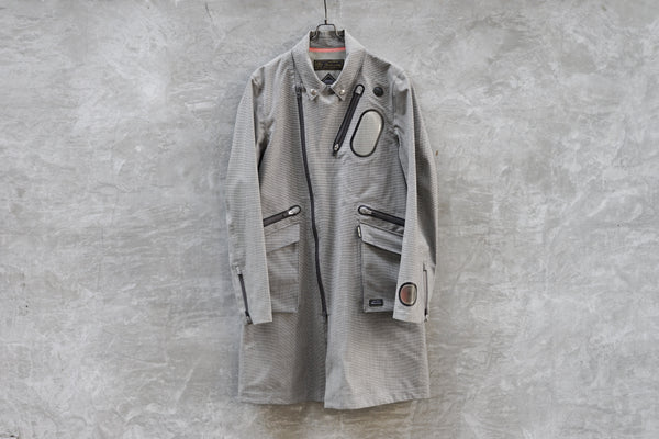 Undercover AW07 GORE-TEX Riders Coat Grey
